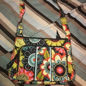 Vera Bradley Fabric Crossbody Bag